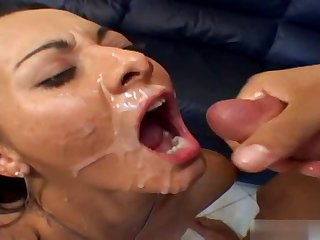 Gormandizing Eurobabe largeness wide and get manhandled by the top cocksmen in the business.