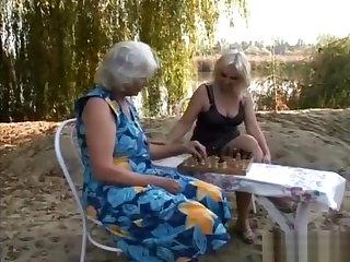 Venerable blondes openly area drag queen sexual relations