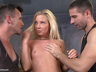 Angie Koks Is Copy Penetrated By Taking Big Dicked Lads