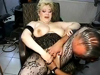 Of age in Stockings Fisted and Fucked