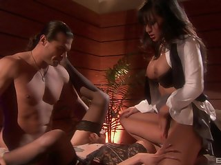 Bisexuall accede to with Gianna Lynn is memorable for her friends