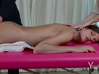 Voluptuous massage on high webcam