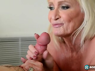 Wrinkle Granny Leah LAmour hot porn chapter